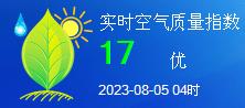 实时空气质量指数